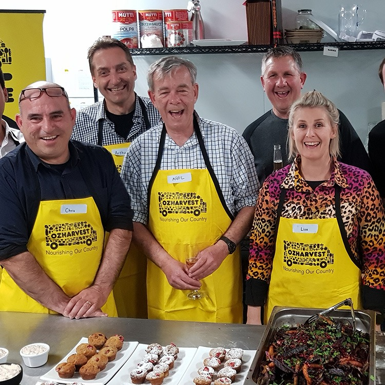IPP launch Corporate Social Impact Initiative by partnering with OzHarvest.
