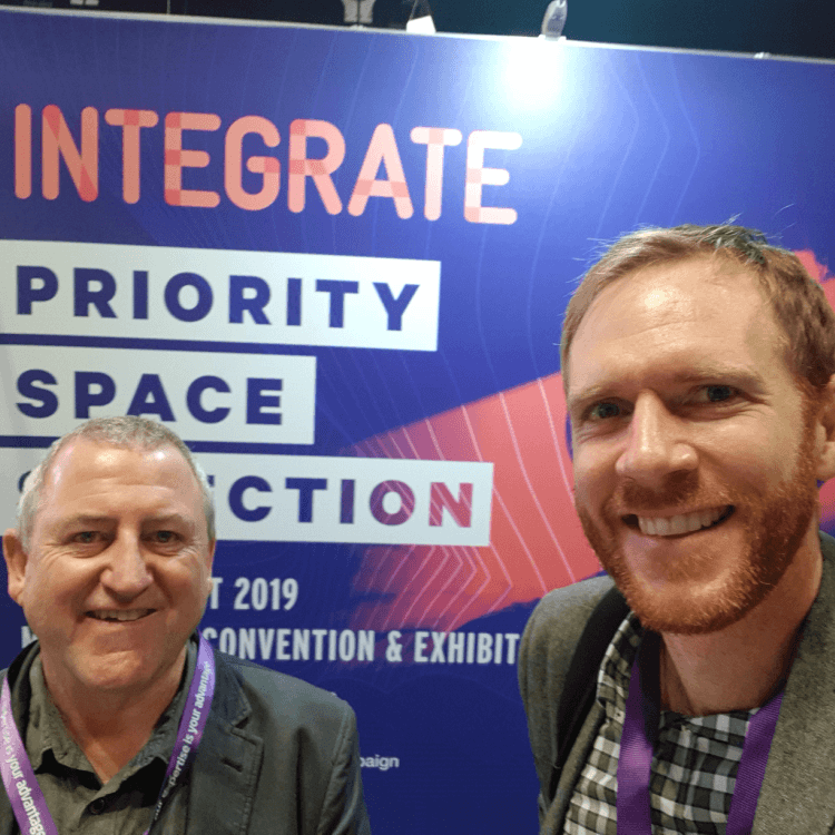 IPP's Audio-Visual Consultants attended Australia's largest AV expo, Integrate.