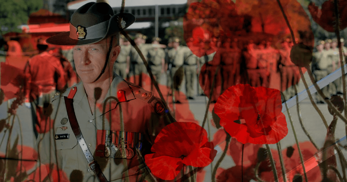 COVID-19 Journal: ANZAC Day